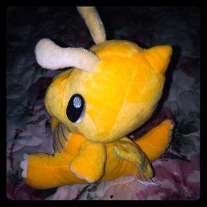 NO TRADES Japanese Pokémon Dragonite Stuffed